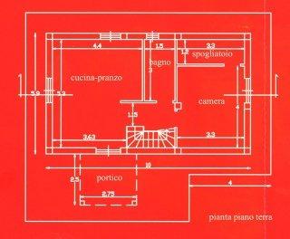 Planimetria di un progetto