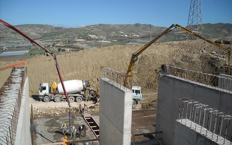 costruzione di pareti