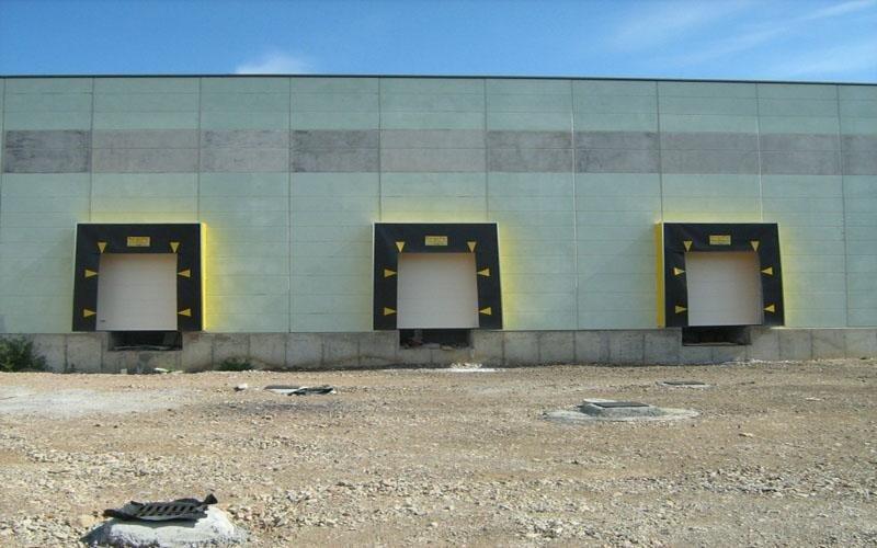 progettazione portali isotermici Brescia