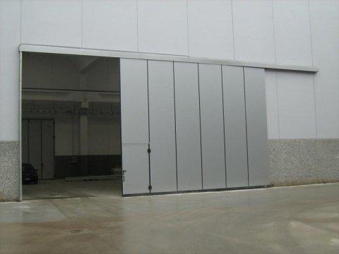 Realizzazione chiusure industriali Brescia