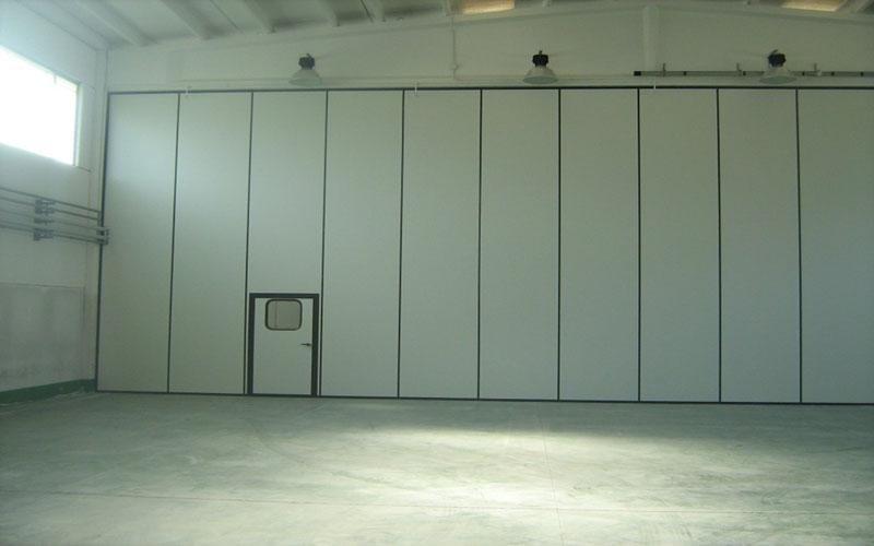 pareti compartimentazione Brescia