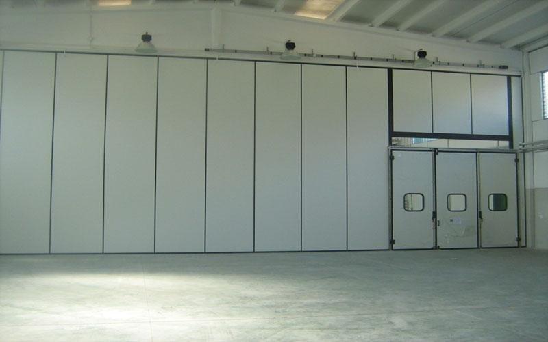 pareti compartimentazione rei Brescia