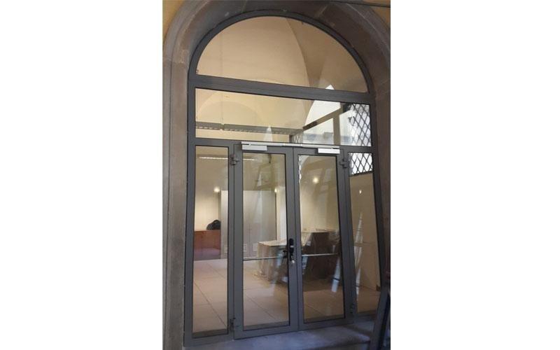 vetrate rei Brescia