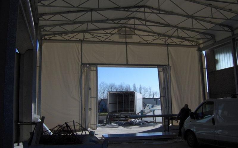 capannoni mobili Brescia