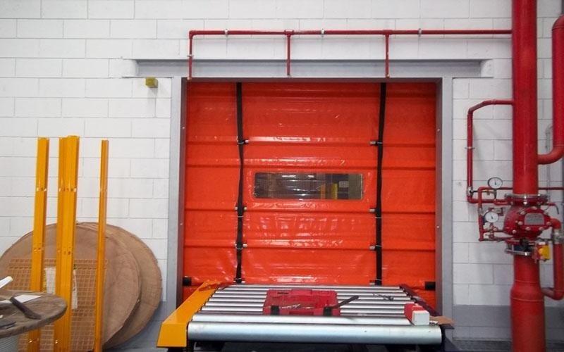 compartimentazione antincendio Brescia