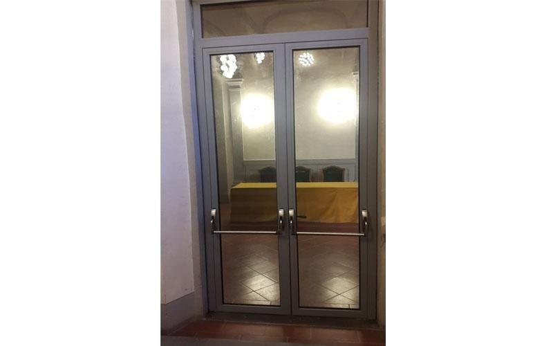 manutenzione vetrate rei Brescia