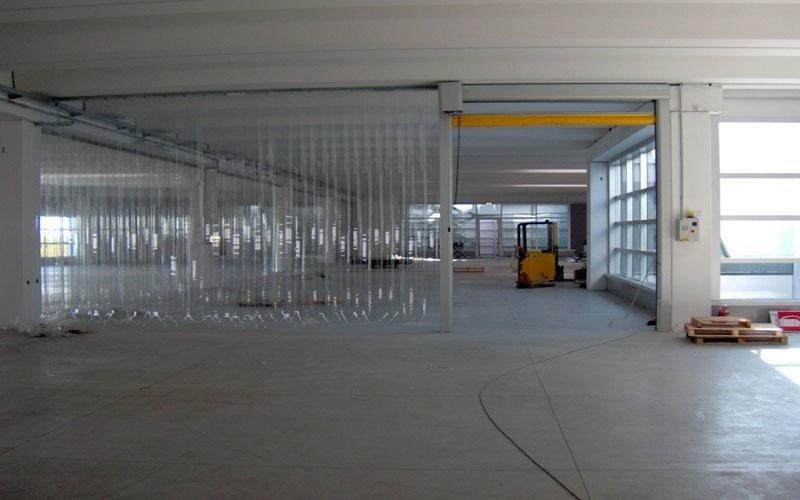 realizzazione porte a strisce Brescia