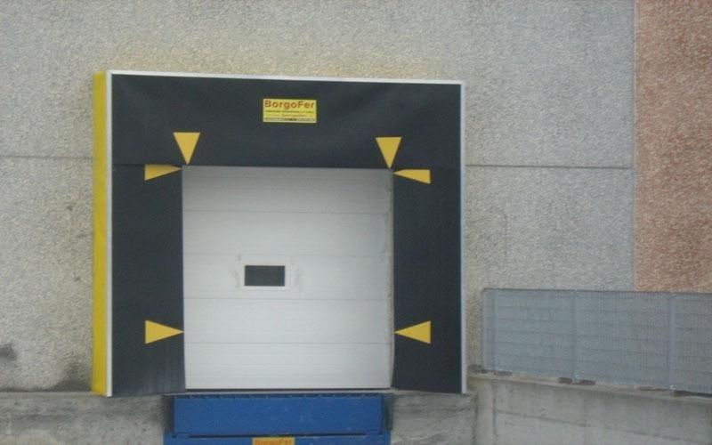 vendita portali isotermici Brescia