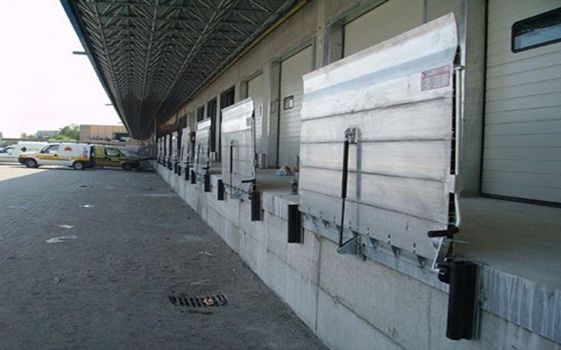 progettazione rampe di carico Brescia