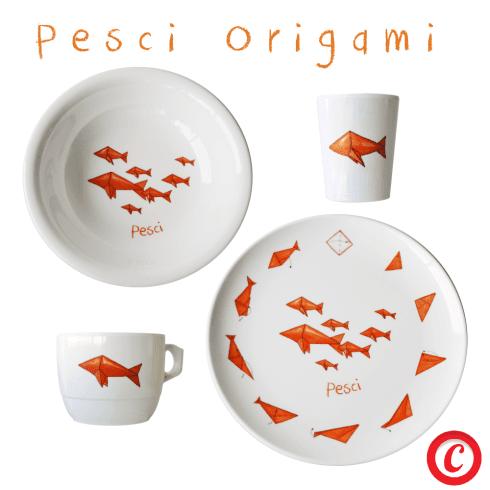 Amici Origami - Pesci