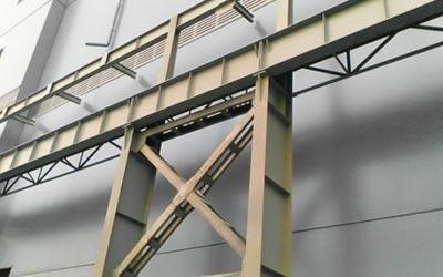 Strutture in acciaio