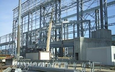 Costruzione di strutture in acciaio