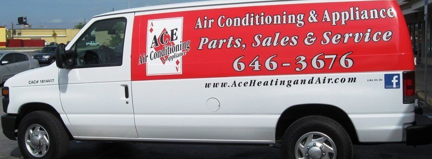 air conditioning repair, services, installation jacksonville fl van