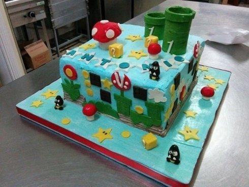 torte colorate, torte con pupazzetti di zucchero, torte personalizzate