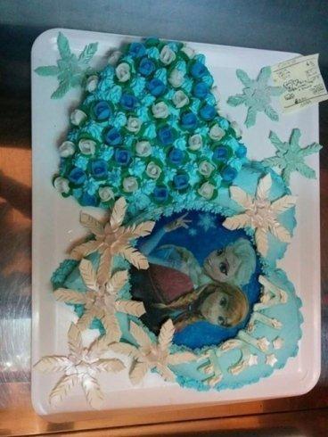 torte con cartoni animati, torte con decorazioni, torte a forma di cuori