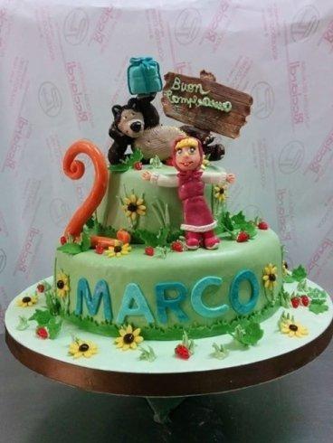 torte decorate, cake design, torte con pasta di zucchero
