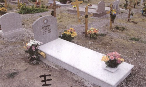 tomba marmo