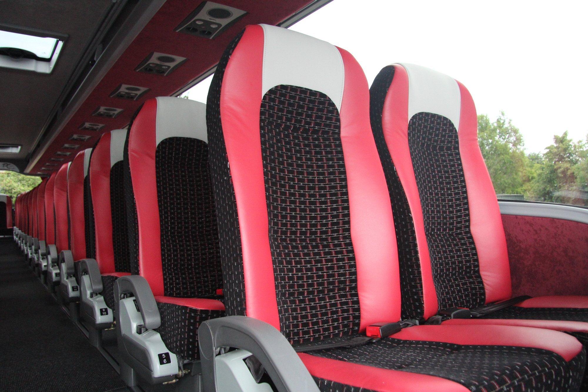 Coach interiors