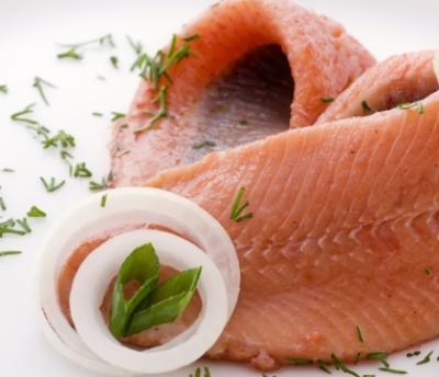 salmone freschissimo