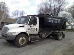 Garbage Removal Buffalo, NY - AAA Trash Be Gone
