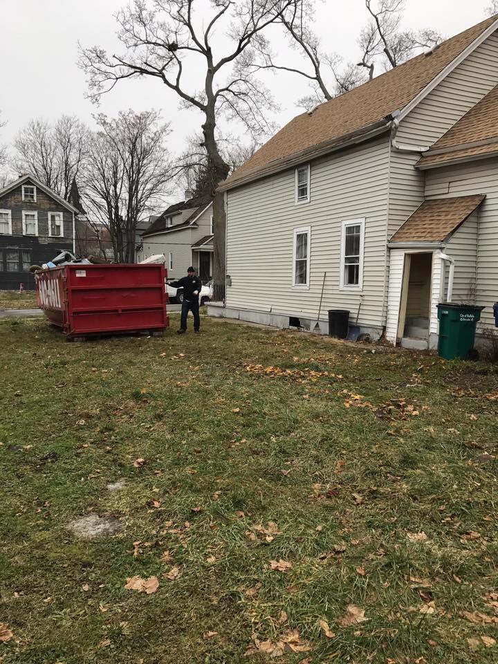 Trash Removal Cheektowaga, NY