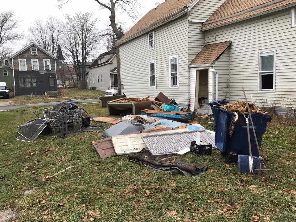 Same Day Dumpster Rentals Buffalo, NY