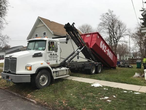 Garbage Removal Buffalo, NY