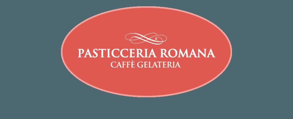 logo pasticceria romana