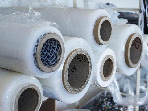 Bobine di plastica termoretraibili