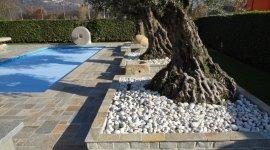 Lavori con la pietra e marmo