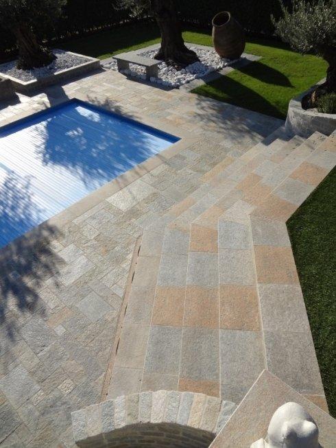 Pavimenti e rivestimenti per esterni