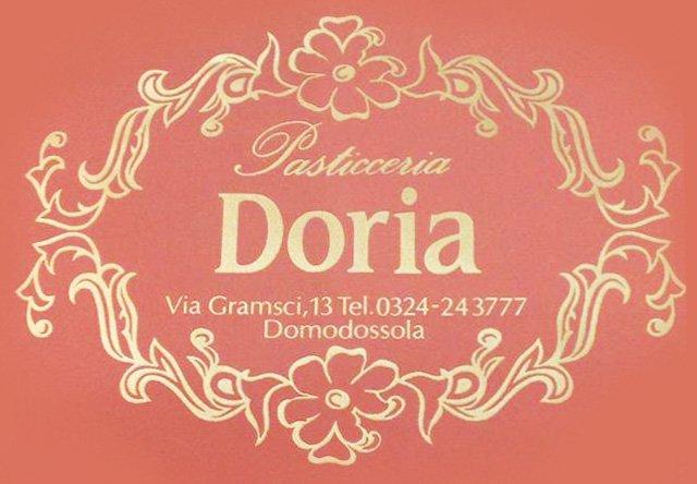 Pasticceria Doria - Logo
