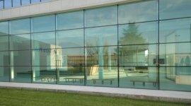 facciate in vetro, cristalli per facciate, vetri per l'edilizia