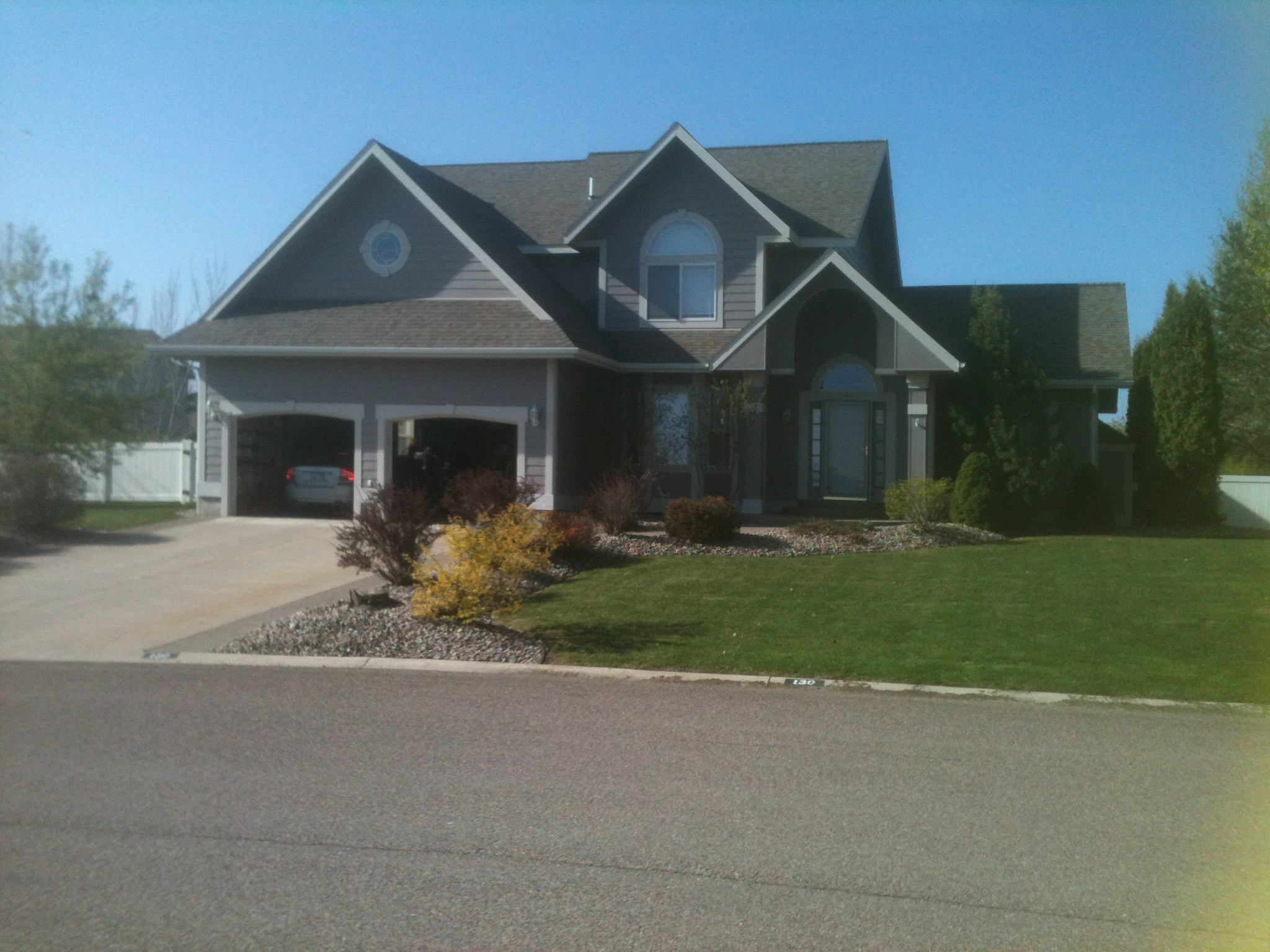 Examples of our painting jobs in Whitefish, MT and The Flathead Valley