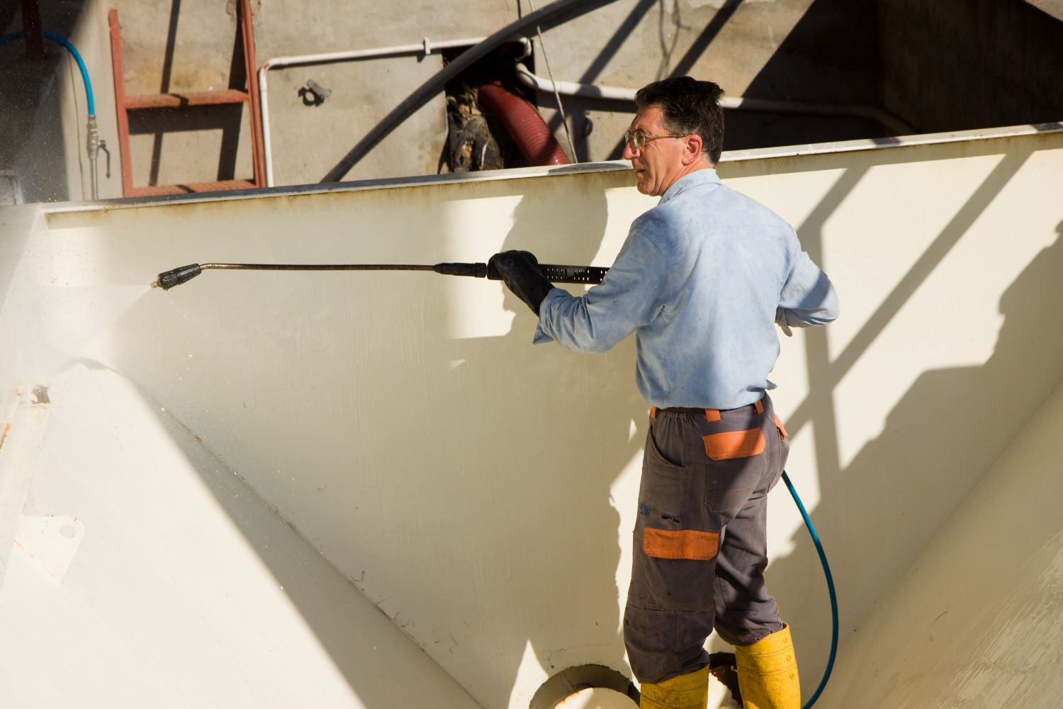 Pressure washing and painting services in Whitefish, MT and The Flathead Valley