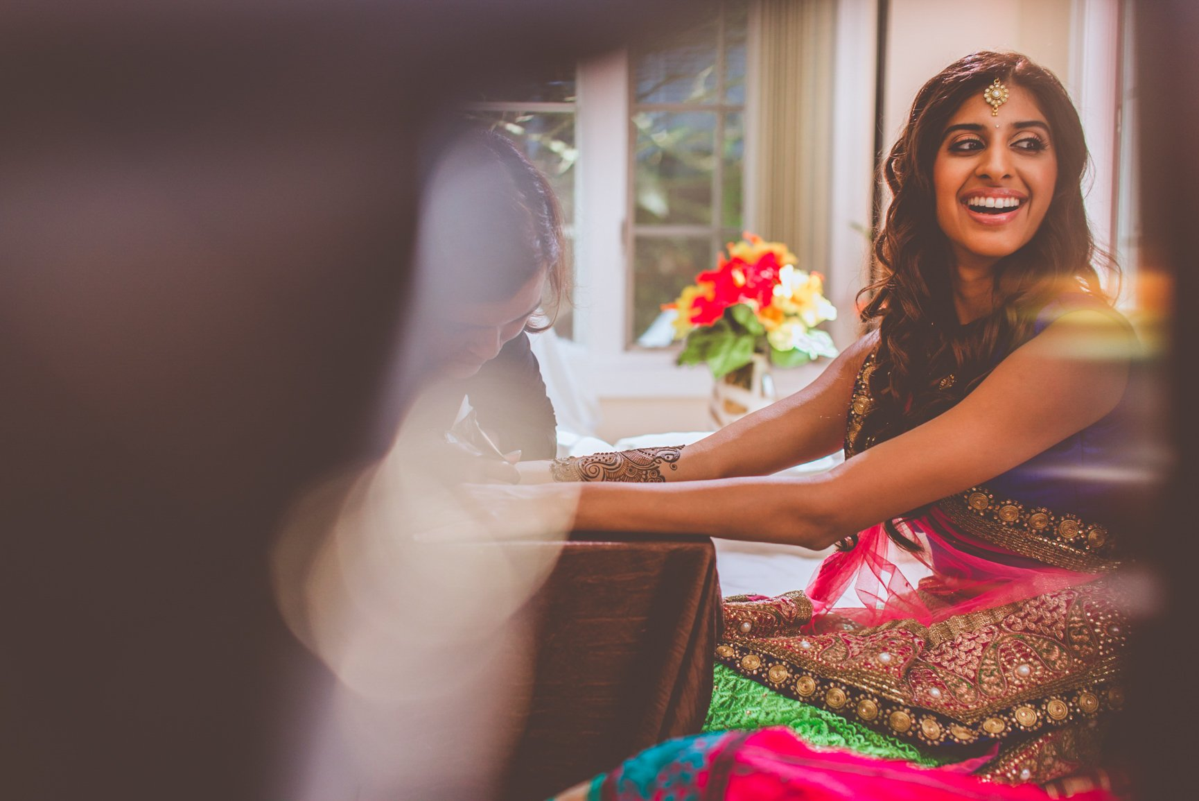 South Asian Wedding Photography Morristown, NJ
