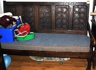Antiques Sofa