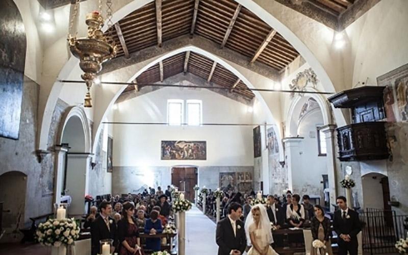 Fotografie matrimonio chiesa