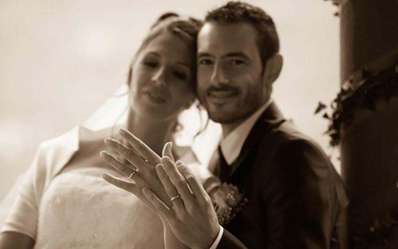 Fotografie promessa di matrimonio