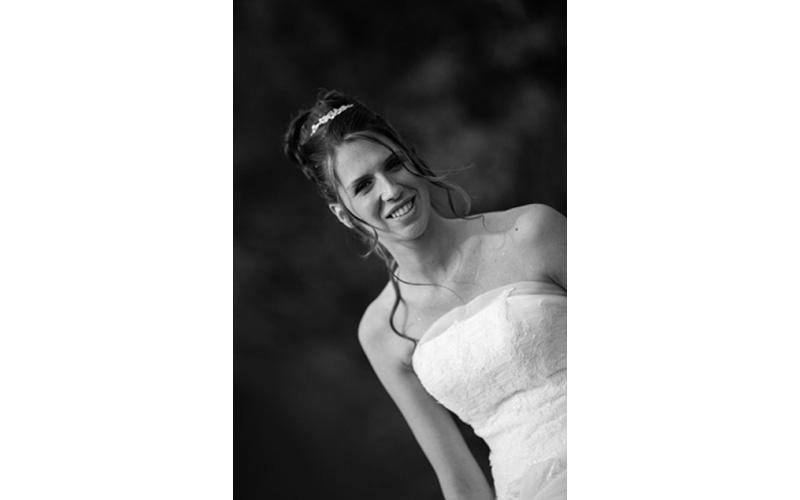 Foto sposa e parenti