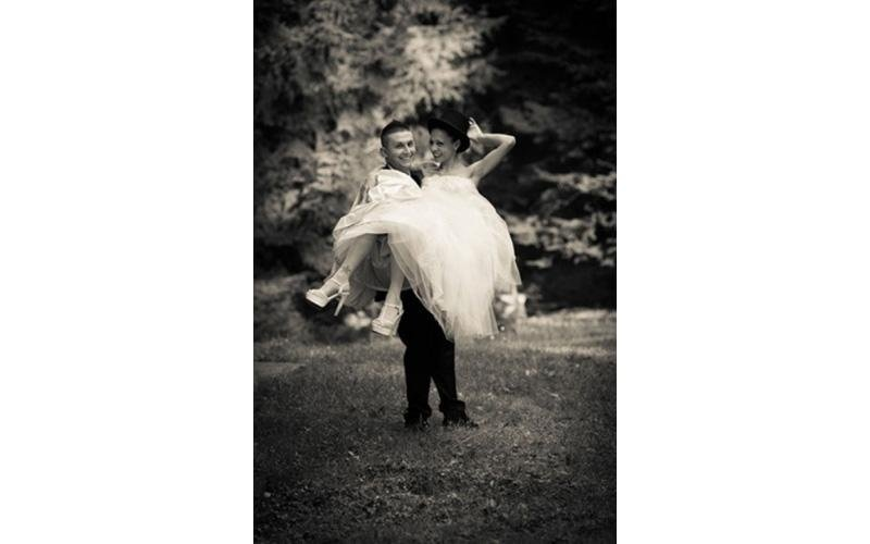 Fotografie durante il matrimonio