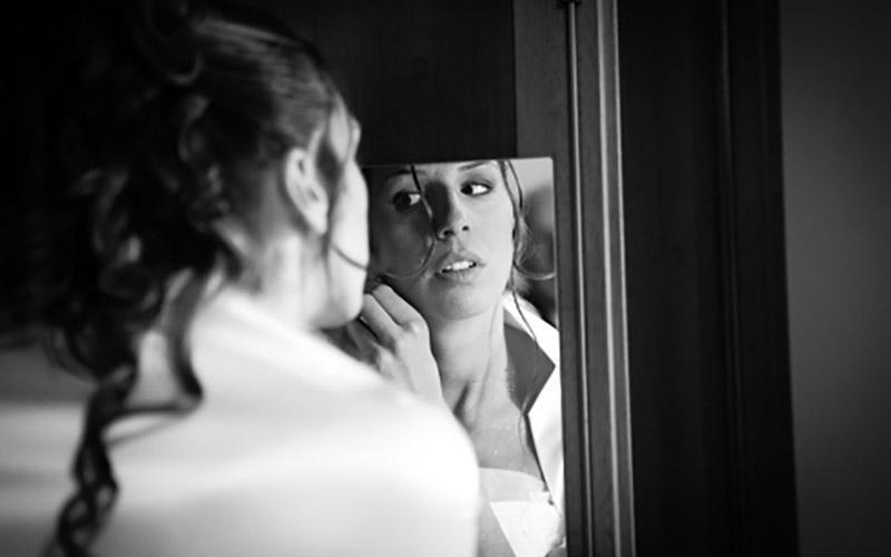 Foto artistiche sposa