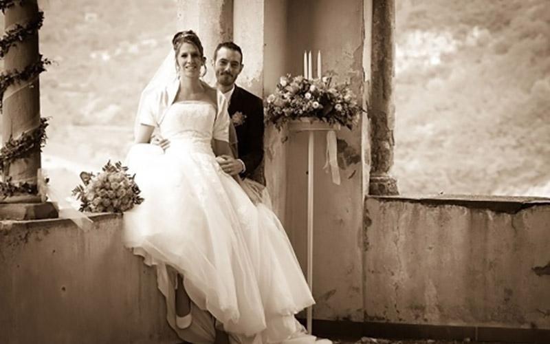 Scatti fotografici matrimonio
