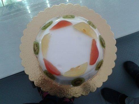 frutta glassata
