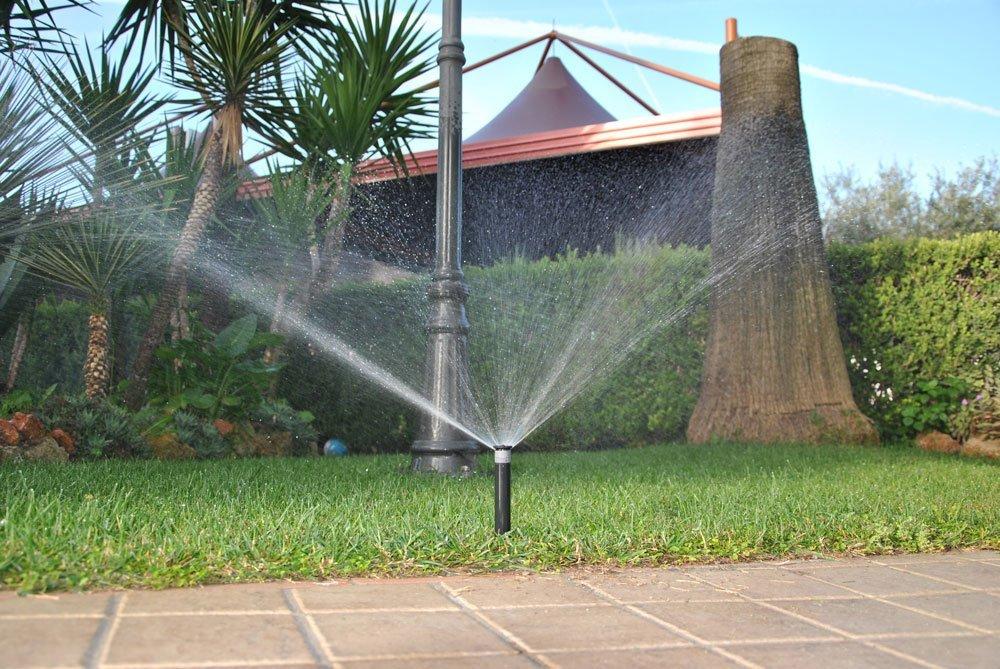 Irrigazione e movimento acqua