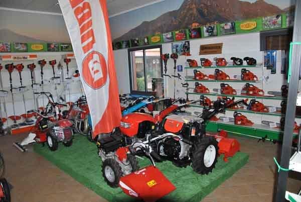 Macchine agricole in provincia di Salerno