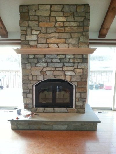 Residential chimney services