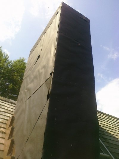 Chimney repairs and chimney services