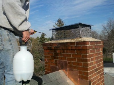Four Seasons Chimney & Roofing's Chimney services