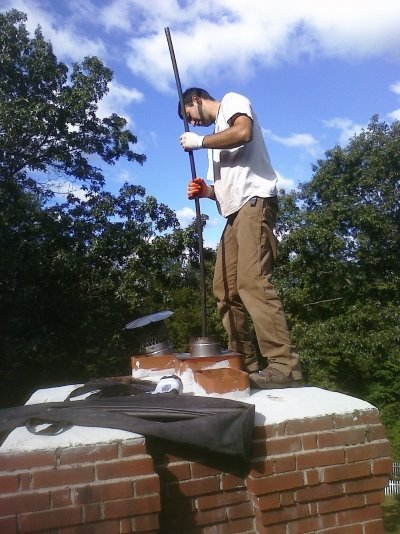 Chimney repairs and services in Thomaston